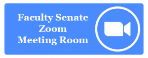 Faculty Senate Zoom Meeting Room