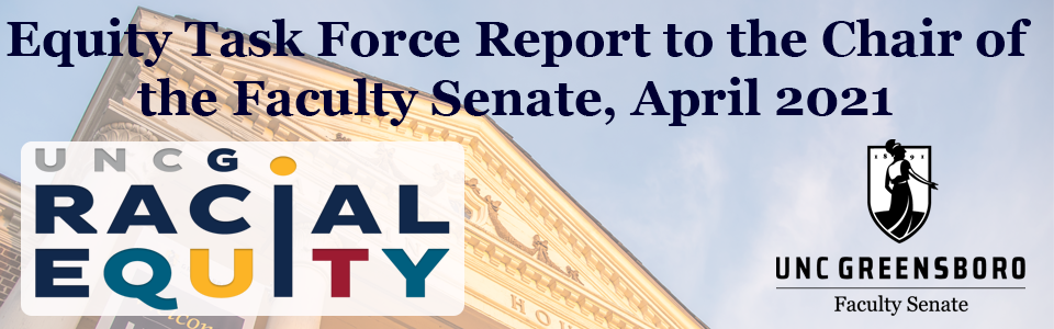 Equity Task Force Report April 2021